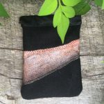 Fish Leather Wallet - Sea Bass